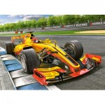 Puzzle   Racing Bolide on Track