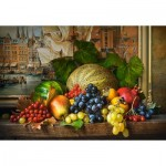 Puzzle   Still Life with Fruits