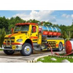 Puzzle   Tanker Truck