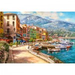 Puzzle   The French Riviera