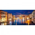 Puzzle   The Grand Canal by Night, Venise