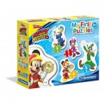 Clementoni-20807 My First Puzzles - Mickey