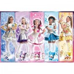 Puzzle  Clementoni-27122 Miracle Tunes