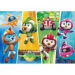 Puzzle  Clementoni-27275 Top Wing