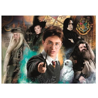 Puzzle Clementoni-35083 Harry Potter