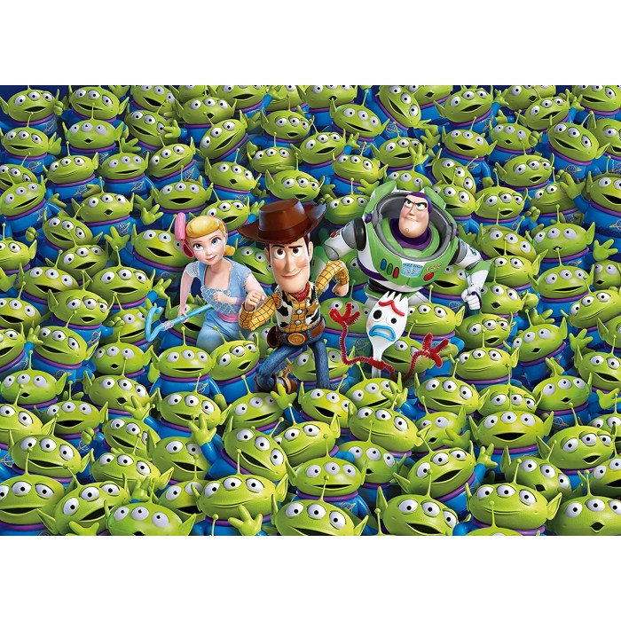 Impossible Puzzle - Toy Story 4