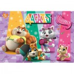 Puzzle   44 Cats