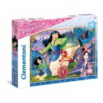 Puzzle   Disney Princess - Mulan