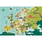 Puzzle   Exploring Maps : Europe - Monuments
