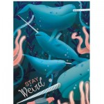 Puzzle   Fantastic Animals - Narwhal