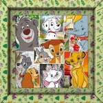 Puzzle   Frame Me Up - Disney Animals