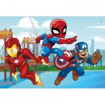 Puzzle   Marvel Super Hero - 3x48