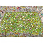 Puzzle   Mordillo The Match