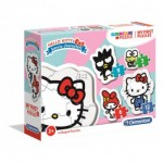 My First Puzzle - Hello Kitty (4 Puzzles)