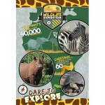 Puzzle   National Geo Kids - Wildlife Expedition