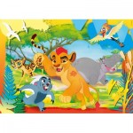 Puzzle   Pièces XXL - The Lion Guard