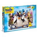 Puzzle   Pièces XXL - The Pinguins of Madagascar