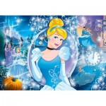 Puzzle Brillant - Disney Princess