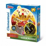 Puzzle Horloge - The Lion Guard