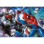 Spiderman Supercolor Puzzle