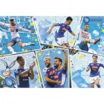 SSC Napoli Supercolor Puzzle