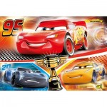 Puzzle   Supercolor Cars 3