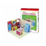 Cubic-Fun-C051-02H Puzzle 3D - Honey Room : Cuisine (Difficulté : 3/8)