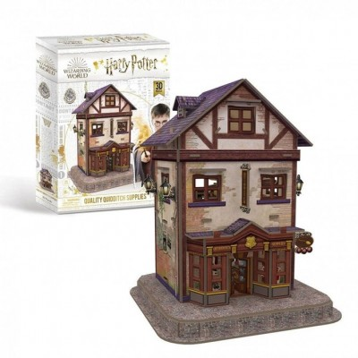 Cubic-Fun-DS1008H Puzzle 3D - Harry Potter - Quality Quidditch Supplies