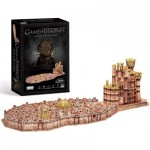 Puzzle 3D - Game of Thrones - King's Landing