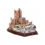 Puzzle 3D - Game of Thrones - Red Keep