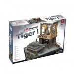 Puzzle 3D - German Tiger I - Difficulté: 7/8