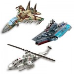 Cubic-Fun-Set-Super-Military 3 Puzzles 3D - Set Super Military