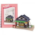 Cubic-Fun-W3102H Puzzle 3D World Style - Welcome to Japan