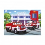 Puzzle  Dino-35165 Camion