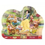 Puzzle Cadre - Blanche Neige