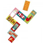 Puzzle Domino - Animaux