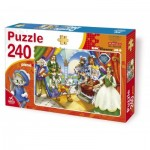 Puzzle  Deico-Games-61393 Le Chat Botté