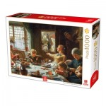 Puzzle  Deico-Games-76731 Frederick George Cotman - One of the Family