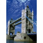 Puzzle  DToys-50328-AB16 Royaume-Uni - Londres : Tower Bridge