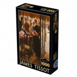 Puzzle  Dtoys-72771-TI-03 James Tissot - The Shop Girl