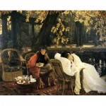 Puzzle  Dtoys-72771-TI02 James Tissot: A Convalescent