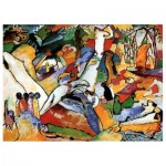 Puzzle  Dtoys-72849 Kandinsky Vassily : Composition II