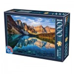 Puzzle  Dtoys-75765 Moraine Lake, Canada