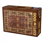 Puzzle  Dtoys-76908 Vintage Carpet