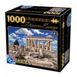 Puzzle   Discover Europe - Acropolis