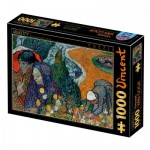Puzzle   Van Gogh Vincent : Memory of the Garden at Etten