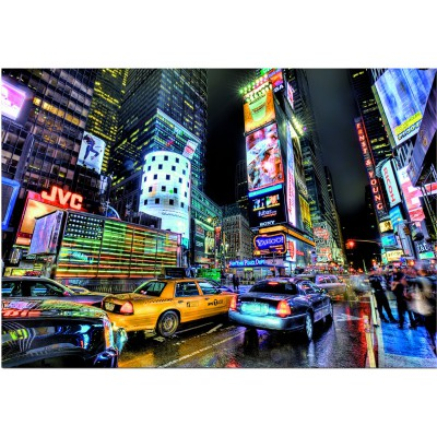 Puzzle Educa-15525 New-York, Times Square
