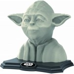 Educa-16501 Puzzle Sculpture 3D - Star Wars - Yoda