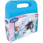 Puzzle  Educa-16519 La Reine des Neiges