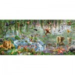 Puzzle  Educa-17133 Wildlife